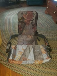 Ground Level Folding Hunting Chair  New Freedom, 17349