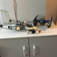 Lego Star Wars TIE Fighter & Y-wing #7150 Markham