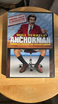 Anchorman DVD Movie Laurel
