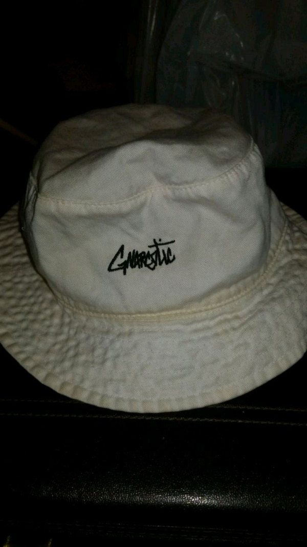 Used Very first gnarcotic bucket hat ever for sale in Oakwood - letgo 260c78b26845