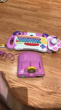 """Leap Frog Click Start """"my first computer"""""""