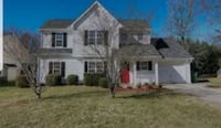 HOUSE For Rent 3BR 2.5BA Charlotte, 28217