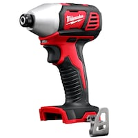 Red and black milwaukee cordless impact wrench Stone Mountain, 30087