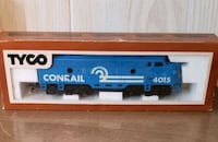Vintage Tyco HO Conrail 4015 Engine in box Littleton, 80120