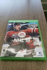 NHL 18 Xbox One  West Bloomfield Township, 48322