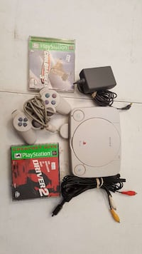 Ps1 2 games 1 controller