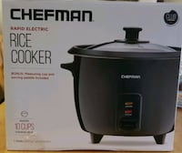 10 Cup Rice Cooker-Brand New!