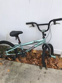 Black and gray bmx bike Rockville Centre, 11570