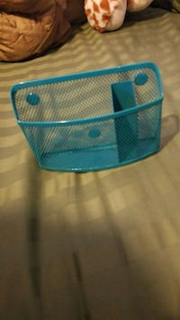 Locker mesh organizer teal Fairfax, 22032