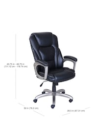 Office chair big and tall serta  Sunland Park, 88008