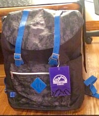 Trailmaker blue backpack, new with tag  Springfield, 65802