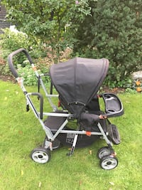 Jovy Caboose - toddler and infant double strollers Toronto, M6P 2J8