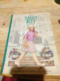 American Girls Collection Book Barre, 05641