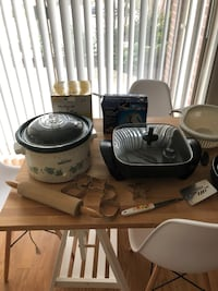 Kitchen Pots and Pans and Other Kitchen Items Bethesda, 20814