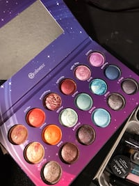 purple and pink makeup palette Bakersfield