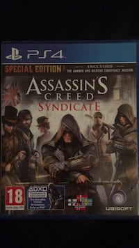 Assassin's creed syndicate ps4 Huddinge, 141 41