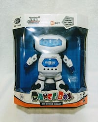 New Robot Motion Dance Walking ( Kids Toys Games Rancho Cucamonga, 91739