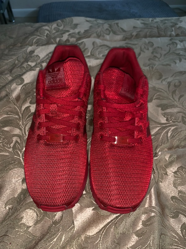 best sneakers 4a26b eb76e Adidas torsion all red