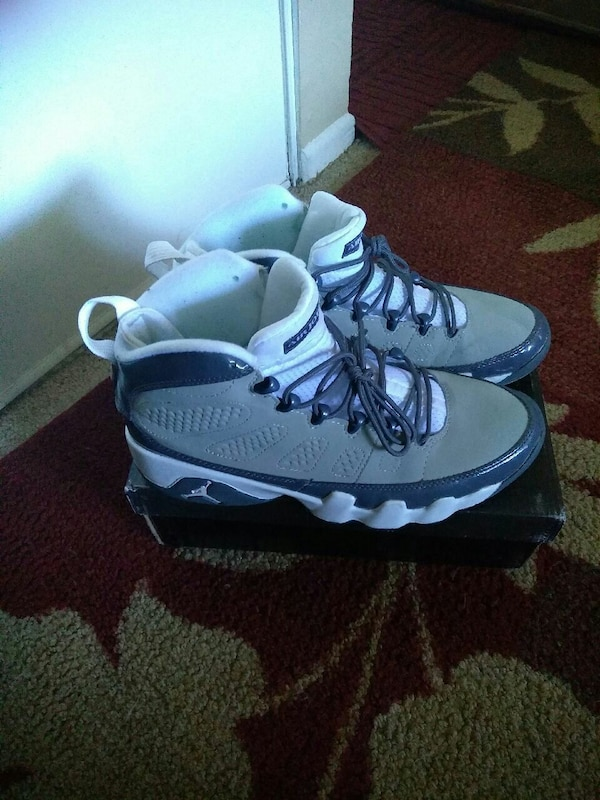 e63530c851c3 Used Air jordan 9 retro cool grey. Down for trades for sale in Denver