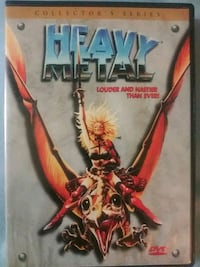 Heavy Metal dvd Glen Burnie