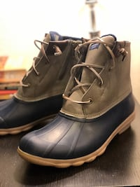 Shoes  Sperry Waterproof Boots San Diego, 92117
