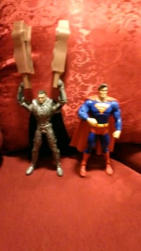 Superman and friend  Baltimore, 21228