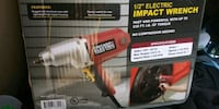 red and black 1/2 Impact wrench and power tool box Manchester, 03104