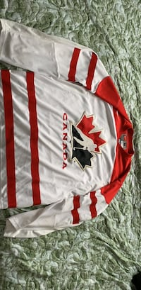 My old Canada jersey Edmonton, T5A