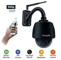 Sumpple Wifi Security Camera
