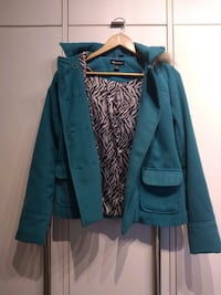 Soft Blue Jacket (size small) Toronto, M6H 4A1