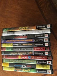 PlayStation 2 video games  Woodbridge, 22191