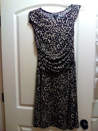 black and taupe dress size medium  Baton Rouge, 70816