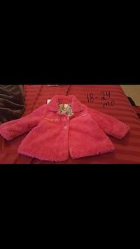Girls jacket.  18-24 months Edmonton, T6M 2G7