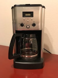 Cuisinart Programmable Coffee Maker  Ashburn, 20147
