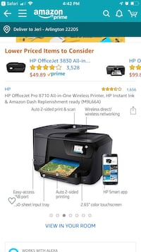 HP Officejet Pro 8710 Arlington, 22205