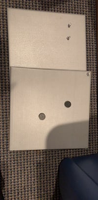 Magnetic and pin boards x 2  Toronto, M2L 2A7