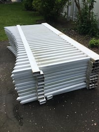 PVC fence sections-11 Sayville, 11782