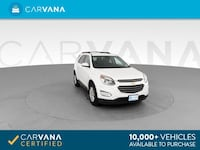 2016 Chevrolet Equinox LT Sport Utility 4D Fort Pierce