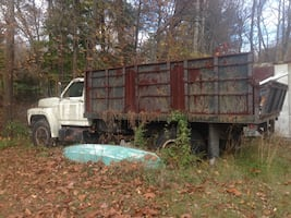 Hydraulic Dump Bed or whole truck.
