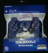 Brand new Blue PS3 Controllers London, N5W 3P3