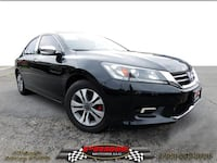 Honda Accord Sdn 2013 Arlington