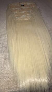 "24"" Hair Extensions NEW WITH TAG Burnaby, V5C 2R5"