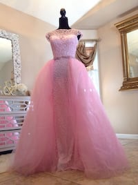 EVENING/GRAD DRESS COUTURE!!  Edmonton, T5X 5L5