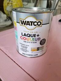 Pink latex paint for furniture Toronto
