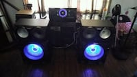 Samsung giga Home theater system