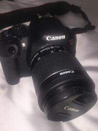 *High quality professional camera* Canon rebel t5i plus 18-55 mm lens