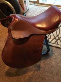 Horse Saddle for decoration or display North Attleboro, 02760