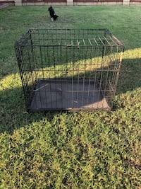 Puppy crate foldable Bell, 90201