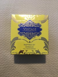 Brand new vintage inspired by Versace yellow diamond parfum 80ml Oakville, T1Y