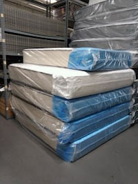 Firm mattress and box spring  El Monte